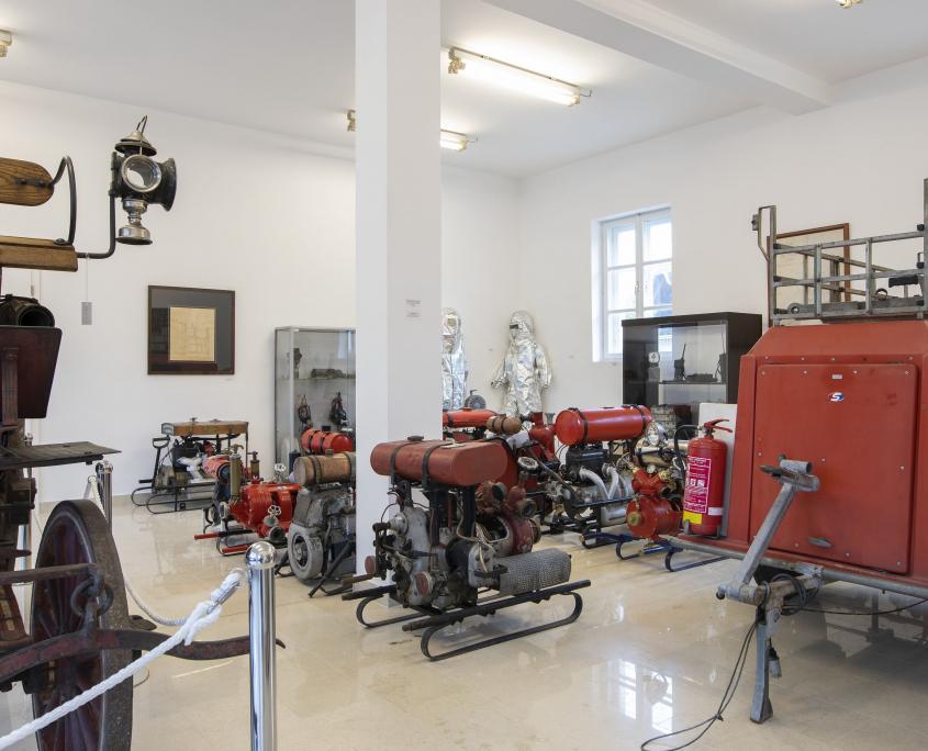 Motorne vatrogasne štrcaljke